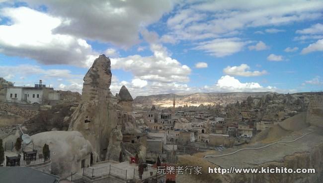 【土耳其卡帕多其亞Cappadocia】冬暖夏涼舒服到不行之超享受洞穴飯店 – Kayakapi Premium Caves