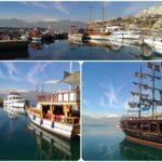 【土耳其安塔利亞Antalya】美到像是仙境般的地中海城市