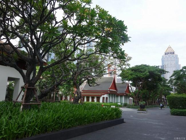 【泰國,曼谷】Bangkok玩不完:曼谷推薦飯店 –  Sukhothai Hotel