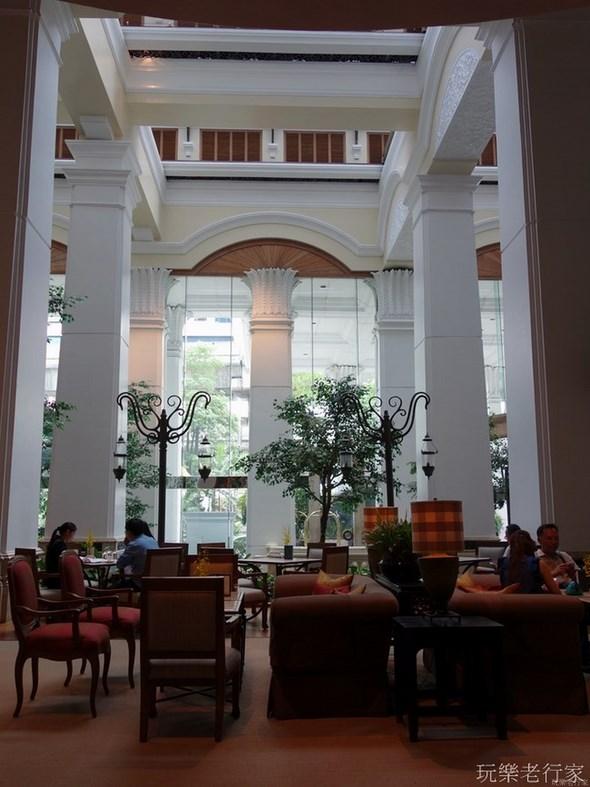 【泰國,曼谷】Bangkok玩不完:曼谷推薦飯店 – Grand Hyatt Erawan Hotel