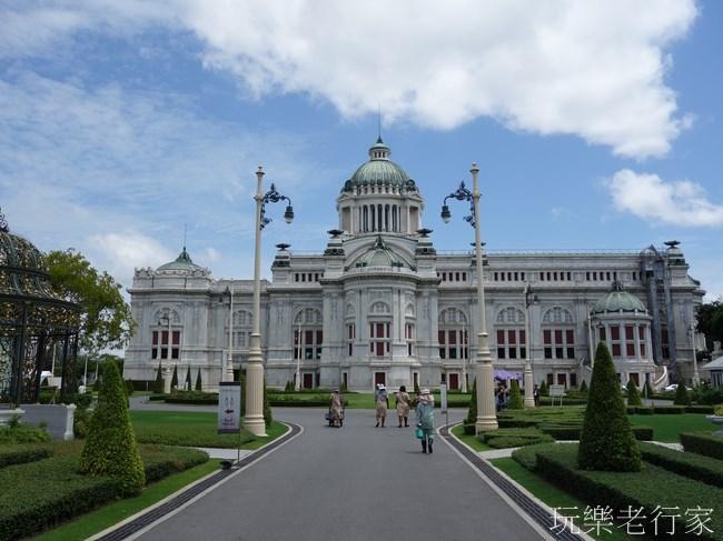 【泰國,曼谷】Bangkok玩不完:舊國會大廈 The Ananda Samakhom Throne Hall