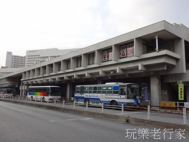 【日本 沖繩】那霸巴士一日遊(上), 冬天的沖繩一樣好玩