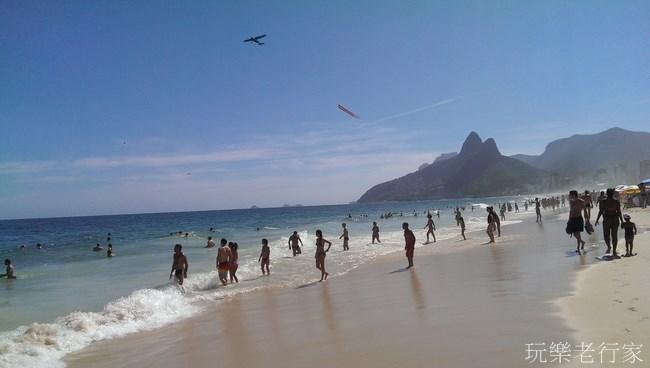 【巴西 里約】感受海灘人們辣度和溫度一樣高的熱情城市:里約熱內盧