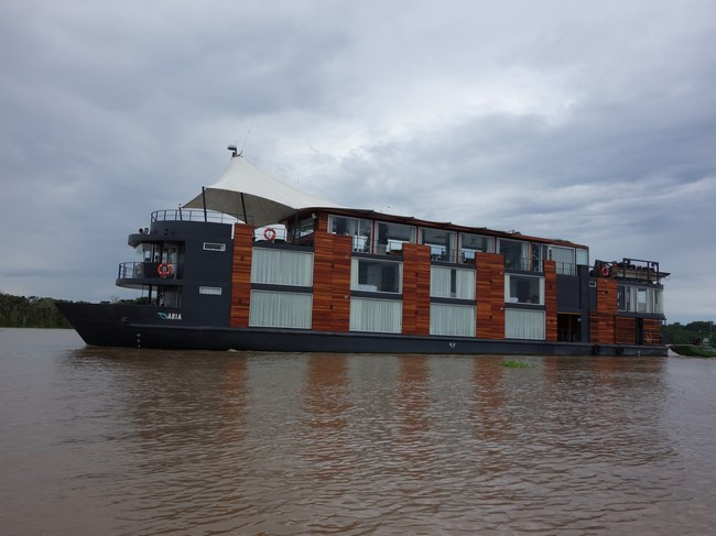 【祕魯 Iquito】亞馬遜河遊輪生態探險之旅
