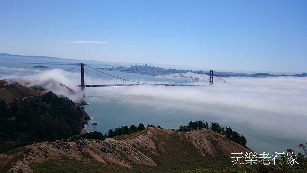 【美國 舊金山】舊地重遊, 美國西岸迷人霧都: San Francisco 景點推薦