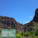 【美國 科羅拉多州】很累人的登山步道,步道盡頭是迷人的Haning lake