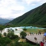 【中國四川推薦景點】世界遺產 九寨溝和黃龍, 值得一遊的人間仙境的美