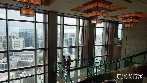 【日本 東京】東京推薦餐廳, 日本橋Oriental Hotel東方文華38樓絕美景觀義大利餐廳ケシキ,高而不貴的平日午餐