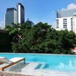 【泰國曼谷推薦飯店 】 Phloen chit 站附近的城市小綠洲Ad lib hotel 艾德利伯飯店