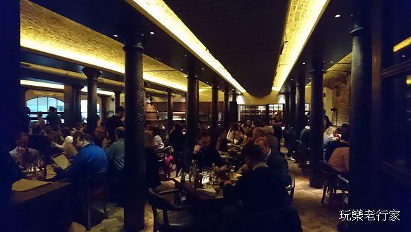 【英國倫敦推薦餐廳】 精選必吃美味餐廳: Hawksmoor Seven Dials,Wildwood,Cellaurium cafe, Fera at Claridge's 時尚分子料理   (中篇)